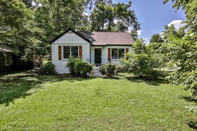 2487 Sylvan Road, East Point, GA 30344 (MLS #6604113) :: RE/MAX Paramount Properties
