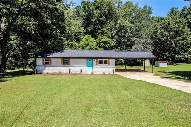 3507 Sage Drive, Lithia Springs, GA 30122 (MLS #6604127) :: The Hinsons - Mike Hinson & Harriet Hinson