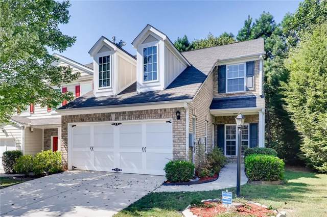 130 Spring Way Square, Canton, GA 30114 (MLS #6604195) :: Good Living Real Estate