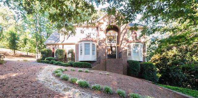 2550 Grassview Drive, Alpharetta, GA 30004 (MLS #6604212) :: The Heyl Group at Keller Williams