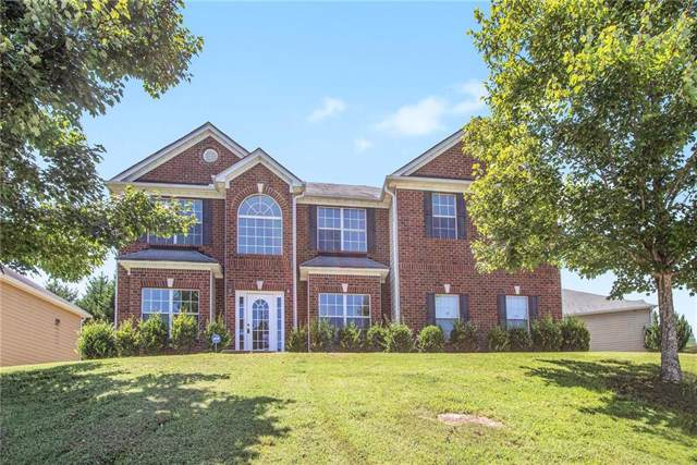 3941 Busby Mill Court, Ellenwood, GA 30294 (MLS #6604222) :: Dillard and Company Realty Group
