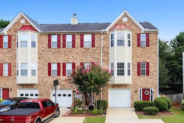 4464 Thorngate Lane, Acworth, GA 30101 (MLS #6604228) :: The Heyl Group at Keller Williams