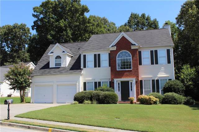 3250 Evergreen Eve Crossing, Dacula, GA 30019 (MLS #6604236) :: The Heyl Group at Keller Williams