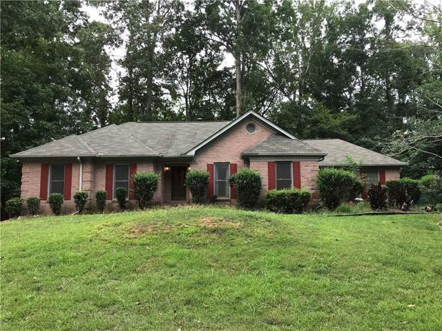 4811 Ridgedale Lane SE, Conyers, GA 30094 (MLS #6604248) :: RE/MAX Paramount Properties
