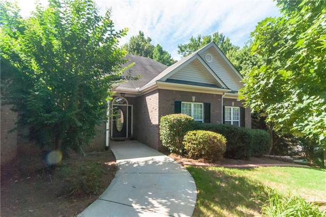 152 Trussel Ridge, Pendergrass, GA 30567 (MLS #6604259) :: RE/MAX Paramount Properties