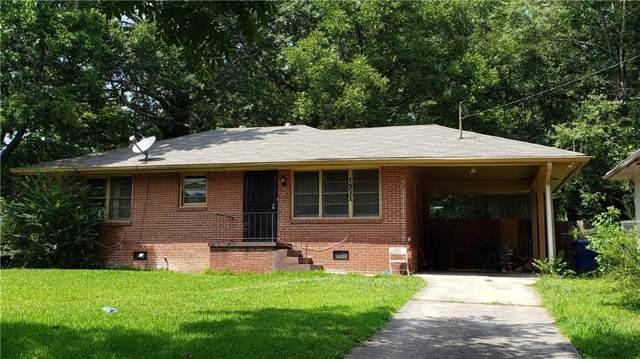 1531 Mims Street SW, Atlanta, GA 30314 (MLS #6604304) :: Rock River Realty