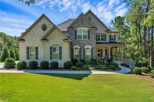 1536 Heritage Pass, Milton, GA 30004 (MLS #6604320) :: Iconic Living Real Estate Professionals