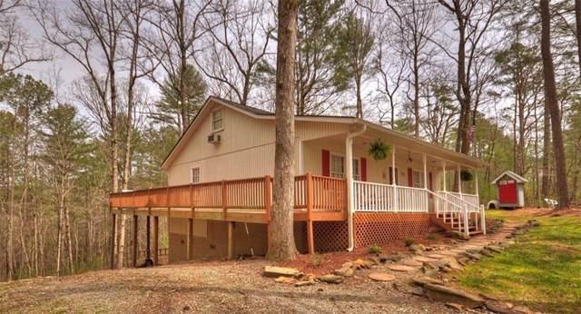 180 Francis Way, Ellijay, GA 30540 (MLS #6604326) :: North Atlanta Home Team
