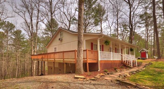 180 Francis Way, Ellijay, GA 30540 (MLS #6604326) :: RE/MAX Paramount Properties