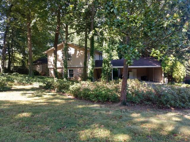2420 Leisure Lake Drive, Dunwoody, GA 30338 (MLS #6604355) :: RE/MAX Paramount Properties