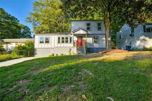 2115 Penelope Street NW, Atlanta, GA 30314 (MLS #6604356) :: RE/MAX Paramount Properties