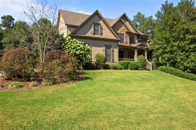104 Lathems Mill Lane, Ball Ground, GA 30107 (MLS #6604361) :: The Zac Team @ RE/MAX Metro Atlanta