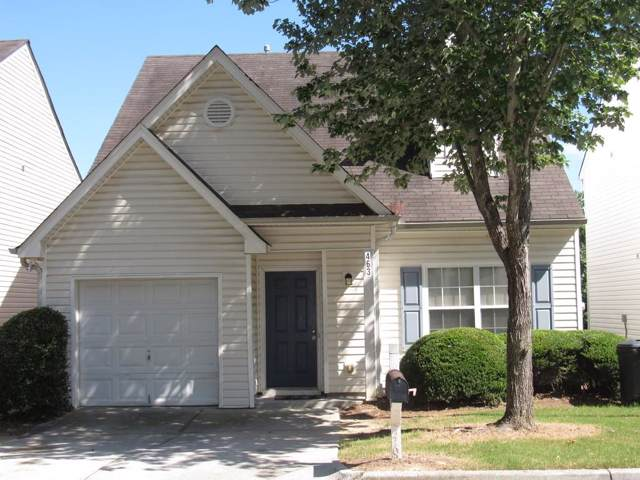 463 Springbottom Court, Lawrenceville, GA 30046 (MLS #6604370) :: Charlie Ballard Real Estate