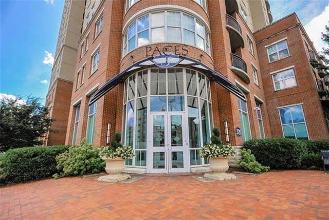 325 E Paces Ferry Road NE #1801, Atlanta, GA 30305 (MLS #6604371) :: RE/MAX Paramount Properties