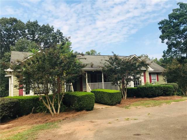 1887 Fletcher Drive, Ball Ground, GA 30107 (MLS #6604387) :: The Zac Team @ RE/MAX Metro Atlanta