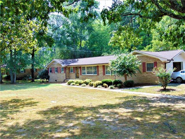 235 Lake Drive SE, Calhoun, GA 30701 (MLS #6604417) :: RE/MAX Paramount Properties
