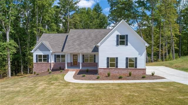1233 Chapman Grove Lane, Monroe, GA 30656 (MLS #6604419) :: North Atlanta Home Team