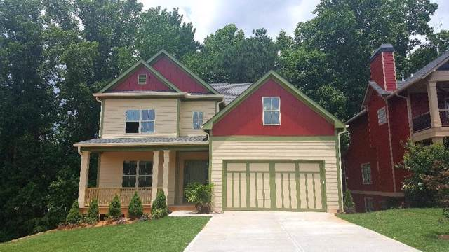 2319 Bouldercliff Way SE, Atlanta, GA 30316 (MLS #6604439) :: Iconic Living Real Estate Professionals