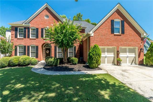 6145 Masters Club Drive, Suwanee, GA 30024 (MLS #6604442) :: The Cowan Connection Team