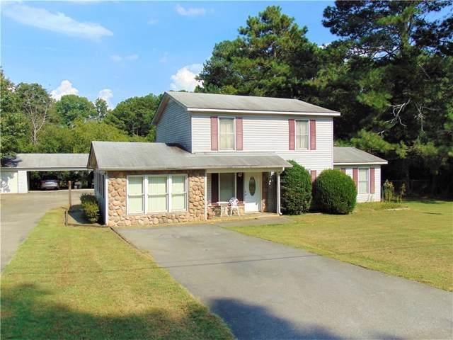 404 Woodland Terrace, Calhoun, GA 30701 (MLS #6604446) :: The Realty Queen Team