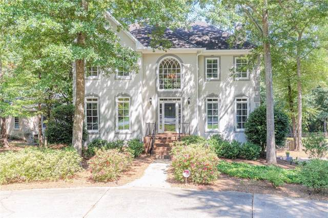 1801 Newstead Trace, Marietta, GA 30062 (MLS #6604462) :: The Zac Team @ RE/MAX Metro Atlanta