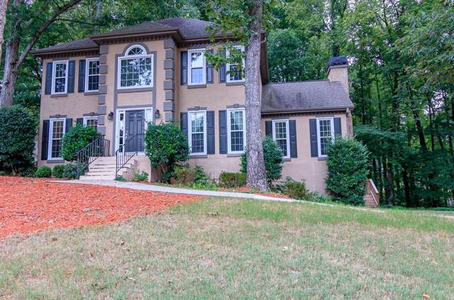 2409 Caylor Hill Pointe NW, Kennesaw, GA 30152 (MLS #6604463) :: North Atlanta Home Team
