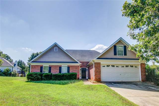 4547 Wentworth Place SW, Conyers, GA 30094 (MLS #6604464) :: Rock River Realty