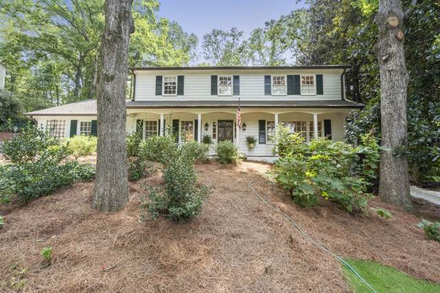 620 Edgewater Trail, Sandy Springs, GA 30328 (MLS #6604468) :: The Cowan Connection Team