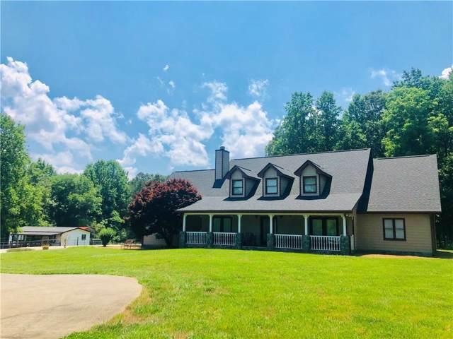6055 Jackson Trail Road, Hoschton, GA 30548 (MLS #6604470) :: RE/MAX Paramount Properties