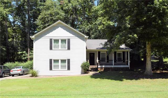 640 Spring Forest Drive, Lawrenceville, GA 30043 (MLS #6604481) :: The Heyl Group at Keller Williams