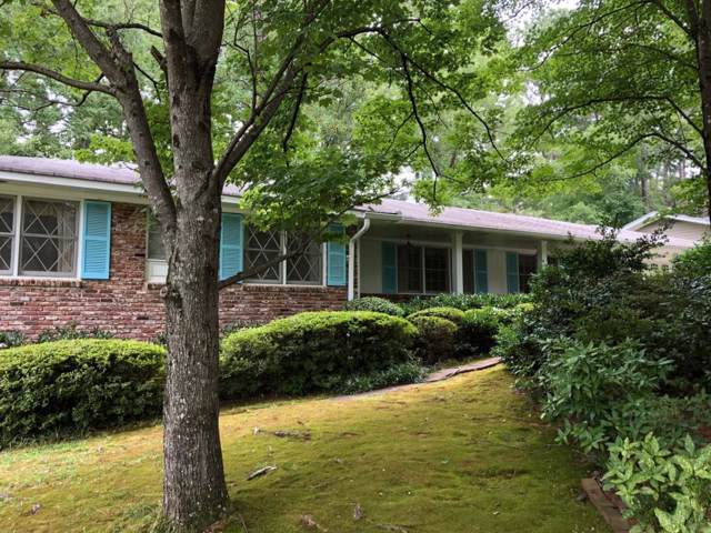 2384 Sagamore Hills Drive, Decatur, GA 30033 (MLS #6604509) :: The Zac Team @ RE/MAX Metro Atlanta