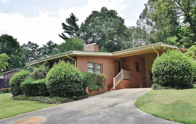 610 Holly Drive, Gainesville, GA 30501 (MLS #6604516) :: KELLY+CO