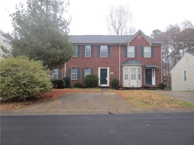 1431 Shiloh Way NW, Kennesaw, GA 30144 (MLS #6604527) :: Kennesaw Life Real Estate