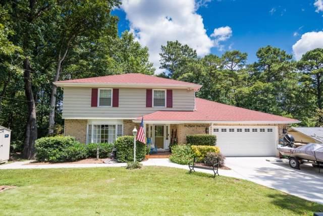544 SW James Street SW, Lilburn, GA 30047 (MLS #6604533) :: Charlie Ballard Real Estate