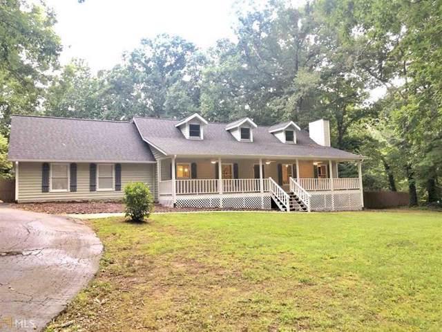 127 Doug Allison Heights, Cleveland, GA 30528 (MLS #6604542) :: Charlie Ballard Real Estate