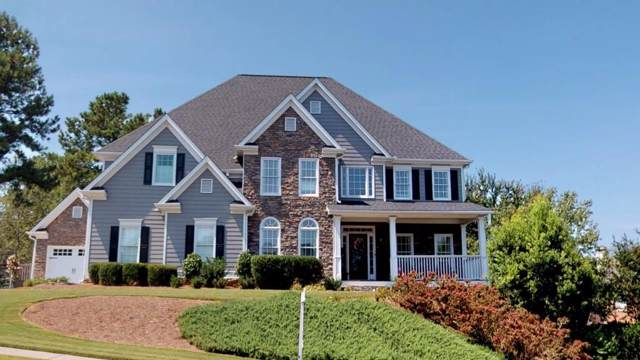 147 Bentwater Drive, Acworth, GA 30101 (MLS #6604549) :: The Heyl Group at Keller Williams