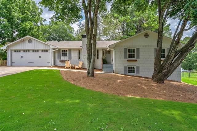 110 Wills Road, Alpharetta, GA 30009 (MLS #6604553) :: RE/MAX Paramount Properties