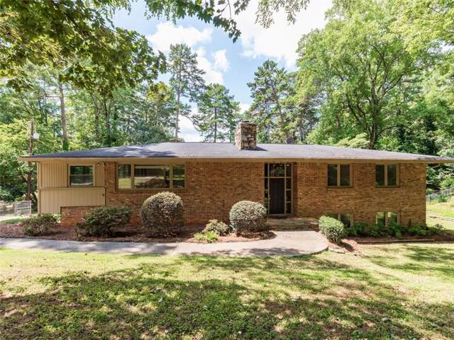 5309 Hugh Howell Road, Stone Mountain, GA 30087 (MLS #6604572) :: Iconic Living Real Estate Professionals