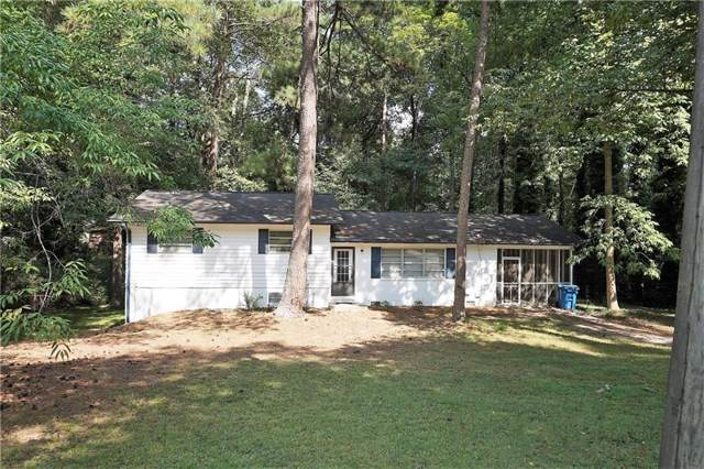 1681 Hammond Woods Circle SW, Marietta, GA 30008 (MLS #6604577) :: The Zac Team @ RE/MAX Metro Atlanta