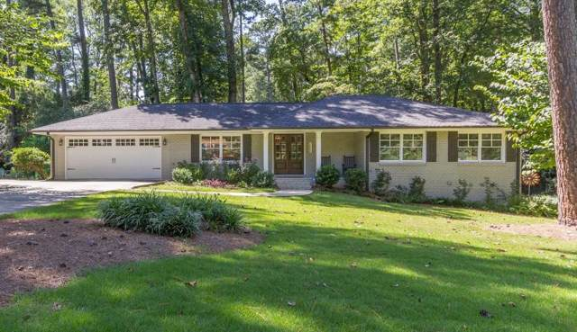 2024 Silvastone Drive, Atlanta, GA 30345 (MLS #6604582) :: The Zac Team @ RE/MAX Metro Atlanta