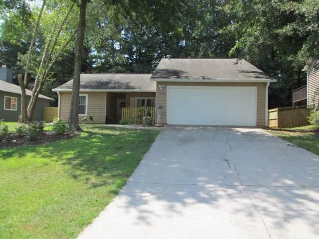 1346 Peninsula Trace, Lawrenceville, GA 30044 (MLS #6604587) :: RE/MAX Paramount Properties