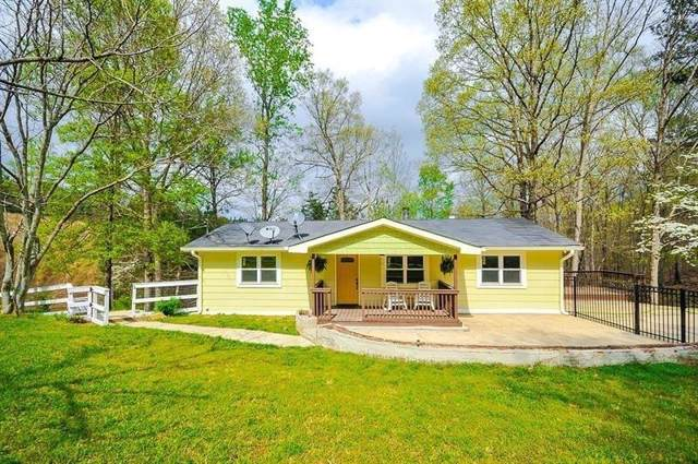 2540 Summer Lake Road, Lithia Springs, GA 30122 (MLS #6604620) :: Good Living Real Estate