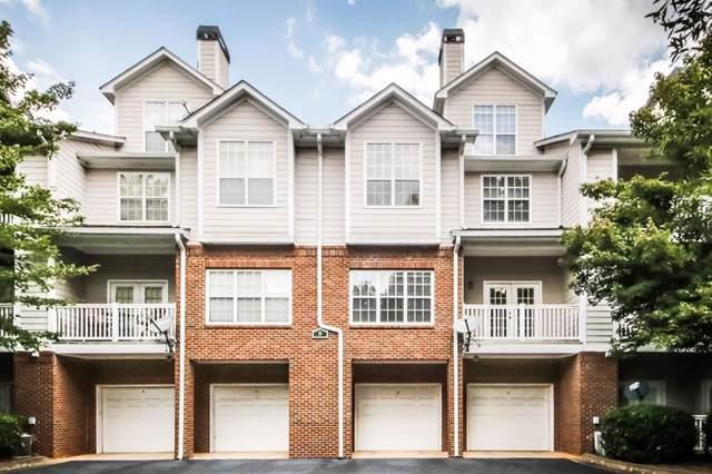 806 Spring Heights Lane SE #8, Smyrna, GA 30080 (MLS #6604652) :: Kennesaw Life Real Estate