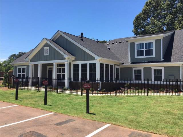 427 Olde Hickory Place #704, Woodstock, GA 30188 (MLS #6604685) :: The North Georgia Group