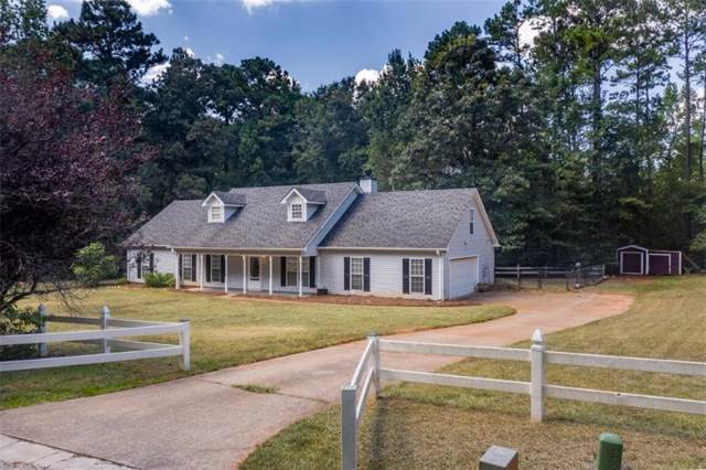 1021 New Hope Road, Locust Grove, GA 30248 (MLS #6604703) :: RE/MAX Prestige
