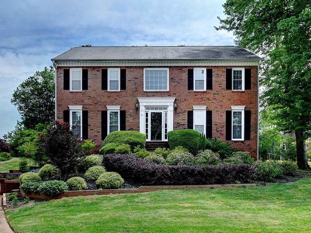 1502 Oakmoor Place, Marietta, GA 30062 (MLS #6604716) :: North Atlanta Home Team