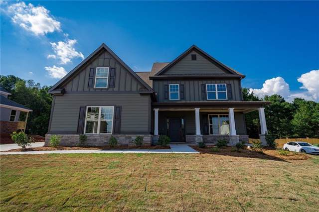 1622 Highland Creek Drive, Monroe, GA 30656 (MLS #6604729) :: The Heyl Group at Keller Williams