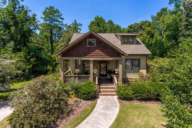 2105 Wildrose Drive, Decatur, GA 30032 (MLS #6604767) :: Kennesaw Life Real Estate