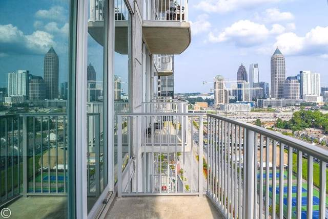 361 17th Street NW #1507, Atlanta, GA 30363 (MLS #6604784) :: RE/MAX Prestige