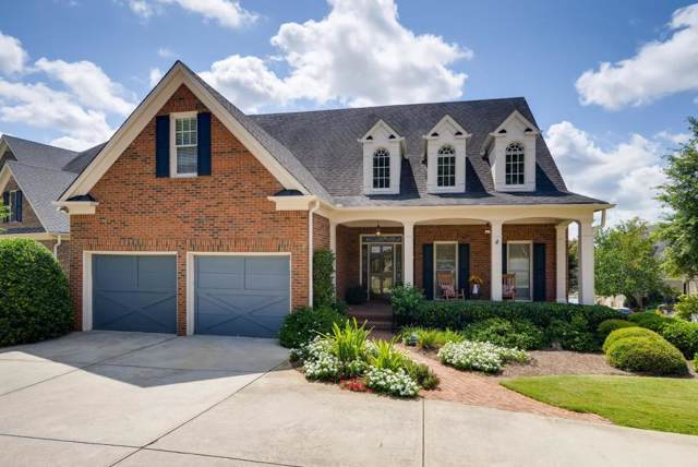 1021 Bluffhaven Way NE, Brookhaven, GA 30319 (MLS #6604790) :: RE/MAX Paramount Properties